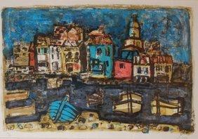 Aizpiri Paul Augustin (born 1919 In Paris Of Basque