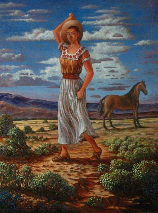 8: Orduña Carlos (Mexican 20th century)