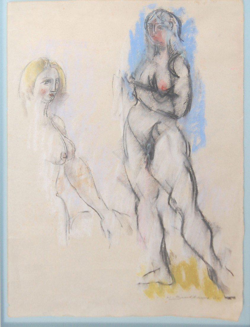 10: Burkhardt Hans Gustav (Swiss 1904-1994)
