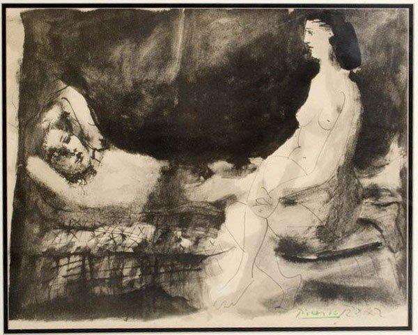 17: Picasso Pablo (Spain 1881-1973)