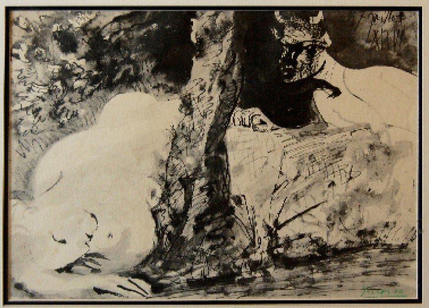 18: Picasso Pablo (Spain 1881-1973)