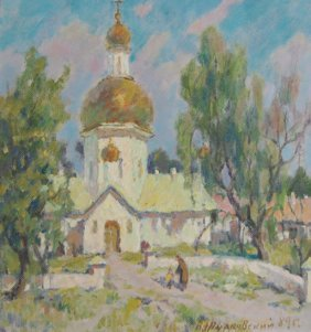 Jurakovsky (Russian 20th-century)  �Russian Church�