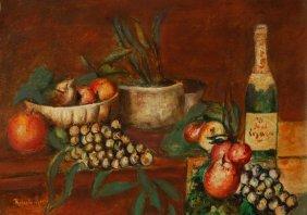 Rossi Roberto (Argentinean 1896-1957) �Still Life�