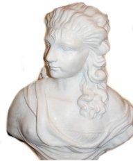 105: Borgant T hand craved marble