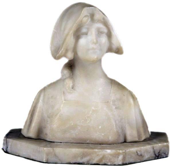 "117: Antonio Frilli ""Bust Of A Woman"""