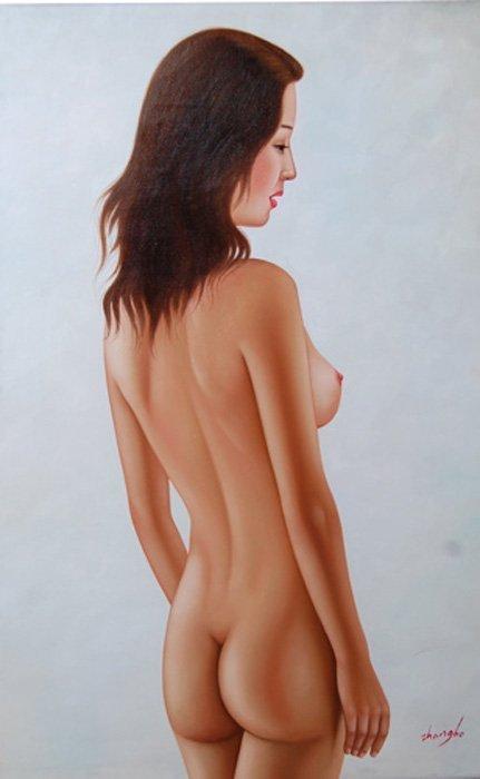 "Zhangbo (Chinese) ""Nude"""