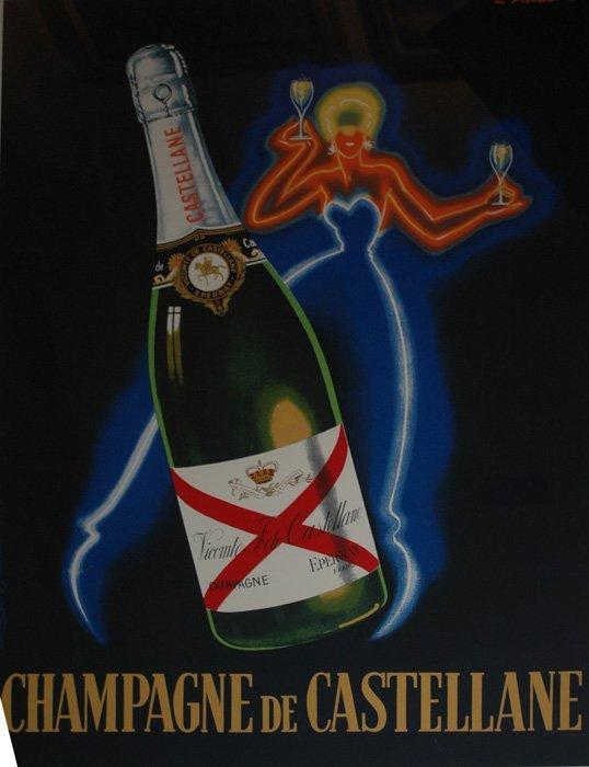"""Faliucci """"Champagne de Castellane"""""""