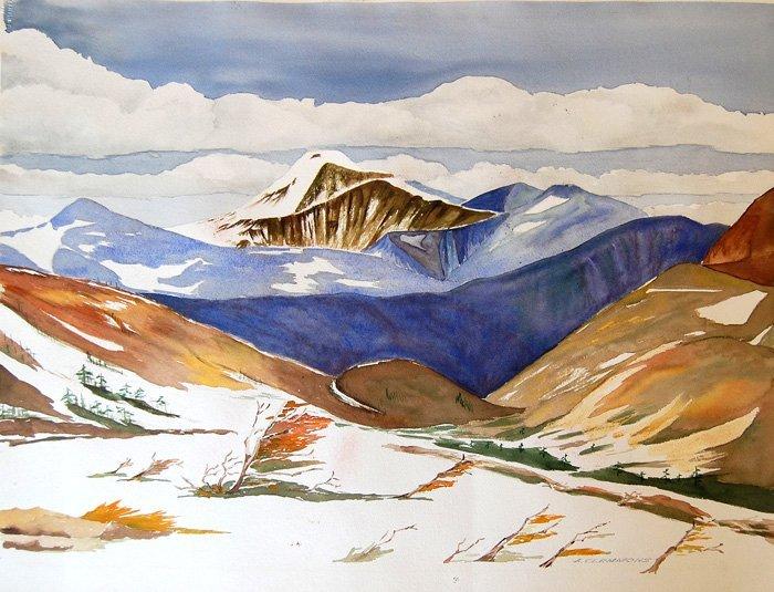 """Clemmons """"Landscape"""""""