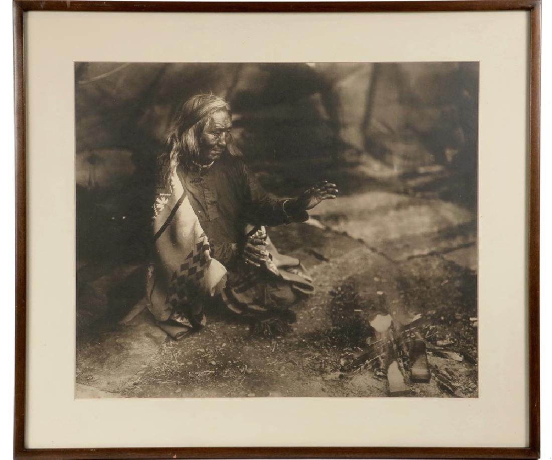 ATTRIBUTED TO EDWARD S. CURTIS (1868-1952)