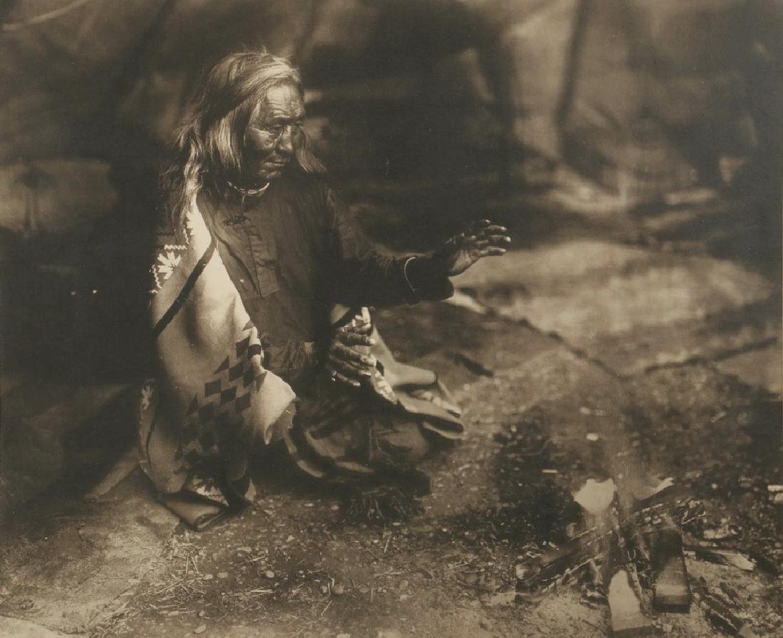 ATTRIBUTED TO EDWARD S. CURTIS (1868-1952) - 2