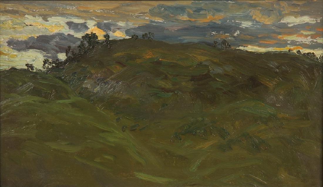 ATTRIBUTED TO JOHN ENNEKING (MA/ME, 1841-1916) - 2