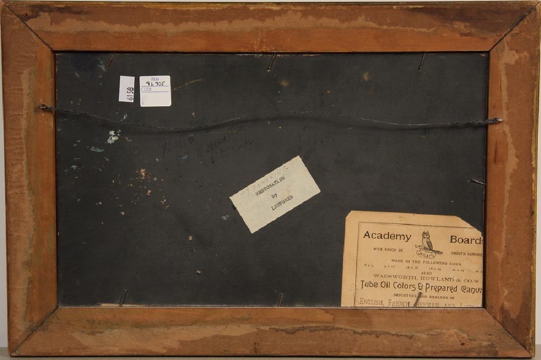 ATTRIBUTED TO JOHN ENNEKING (MA/ME, 1841-1916) - 3