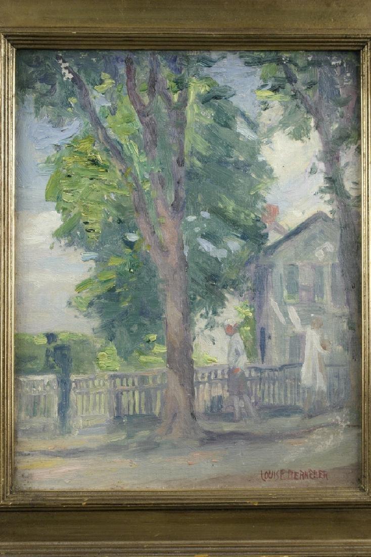 LOUIS F. BERNEKER (MA, 1876-1937)