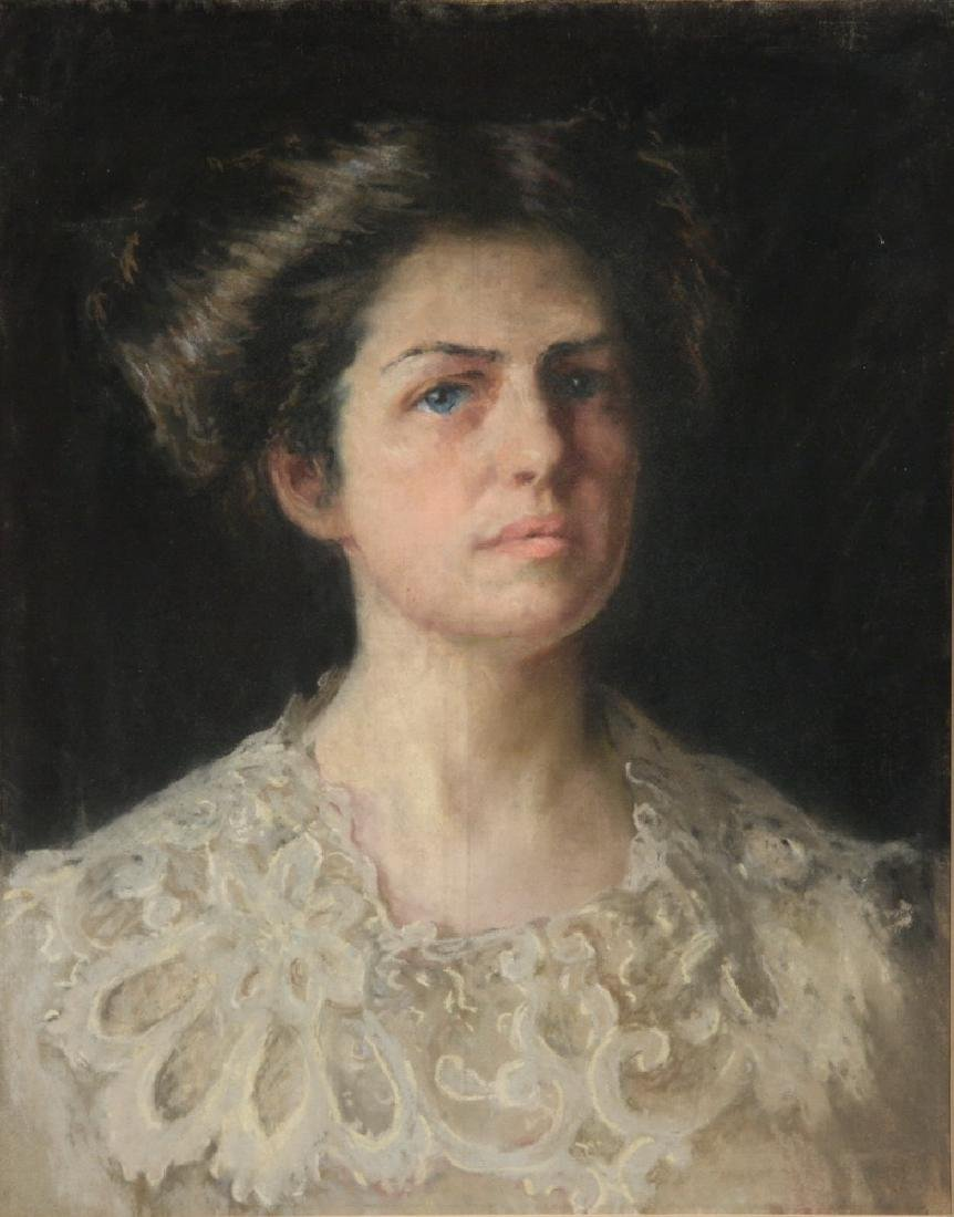 LOUISE WEST (CIRCA 1910) - 2