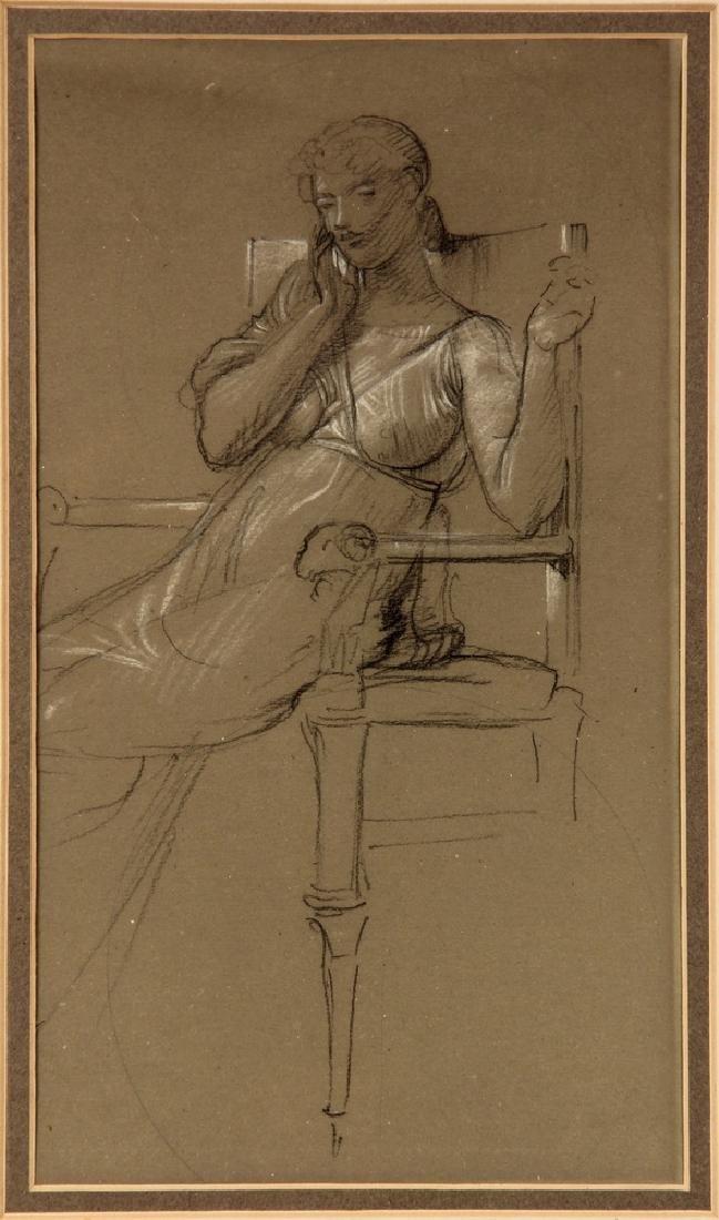 SIR EDWARD JOHN POYNTER (UK, 1836-1919) - 2