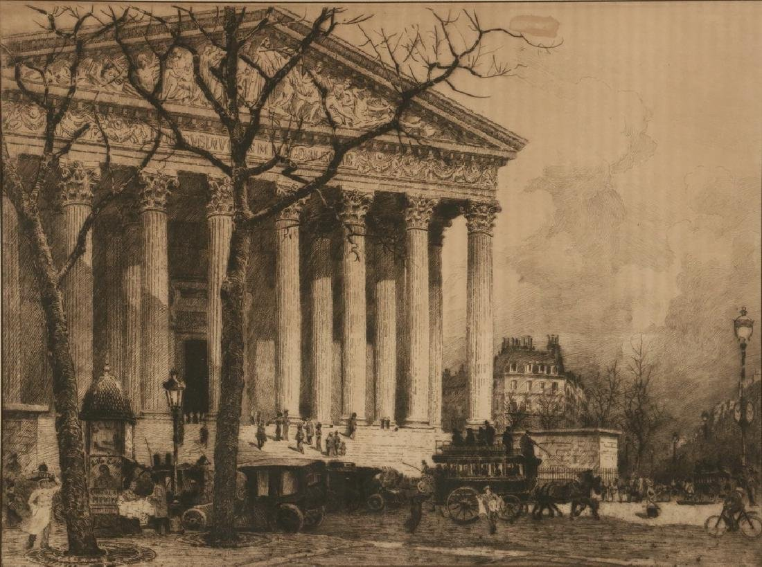 CHARLES PINET (FRANCE, 1867-1932) - 2