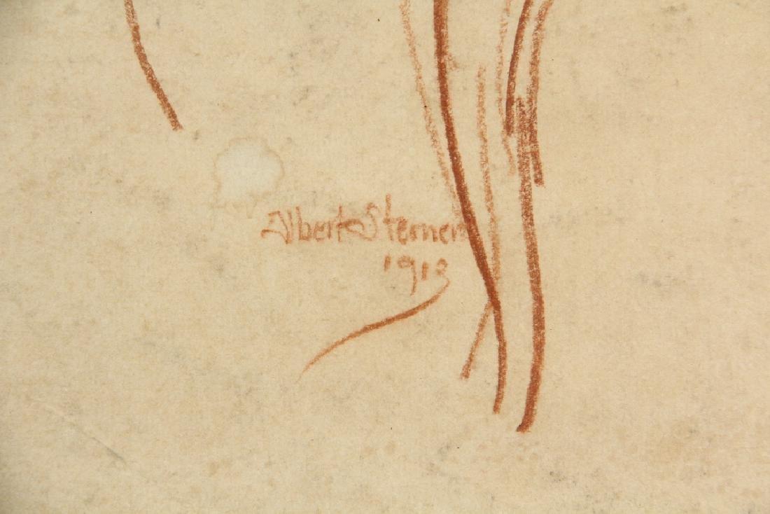 ALBERT STERNER (NY, 1863-1946) - 3