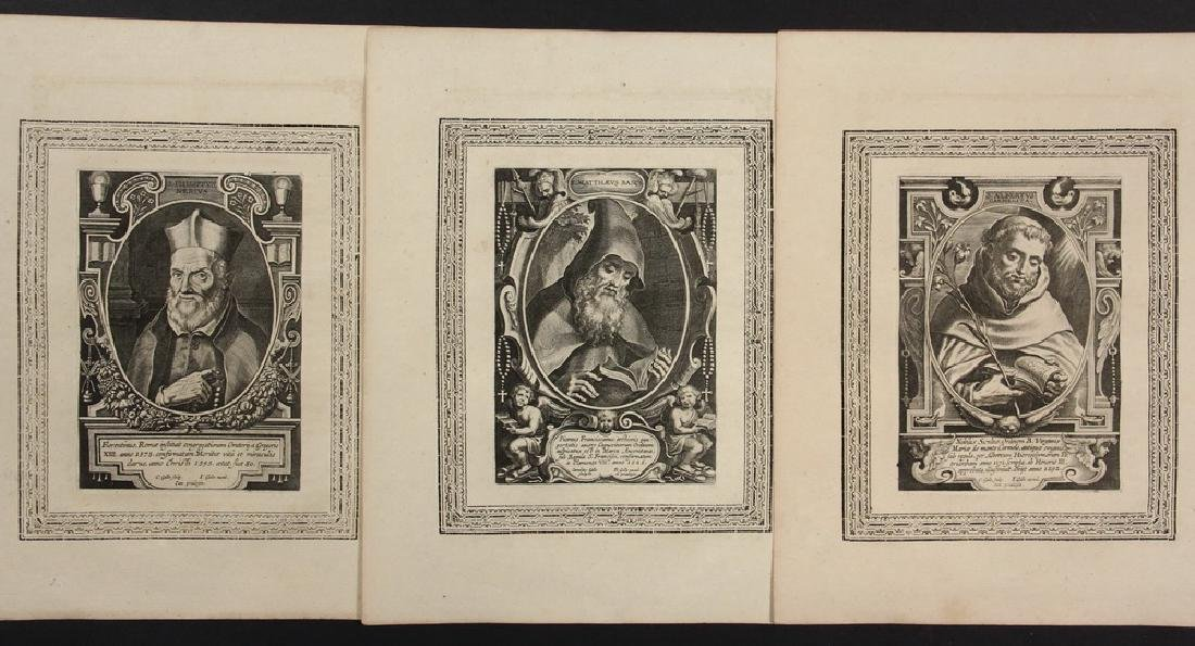 CORNELIS GALLE I (FLANDERS, 1576-1650) - 10