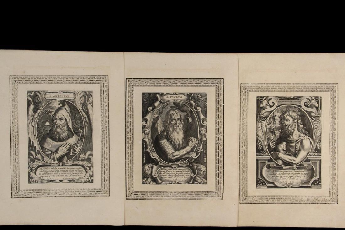 CORNELIS GALLE I (FLANDERS, 1576-1650)