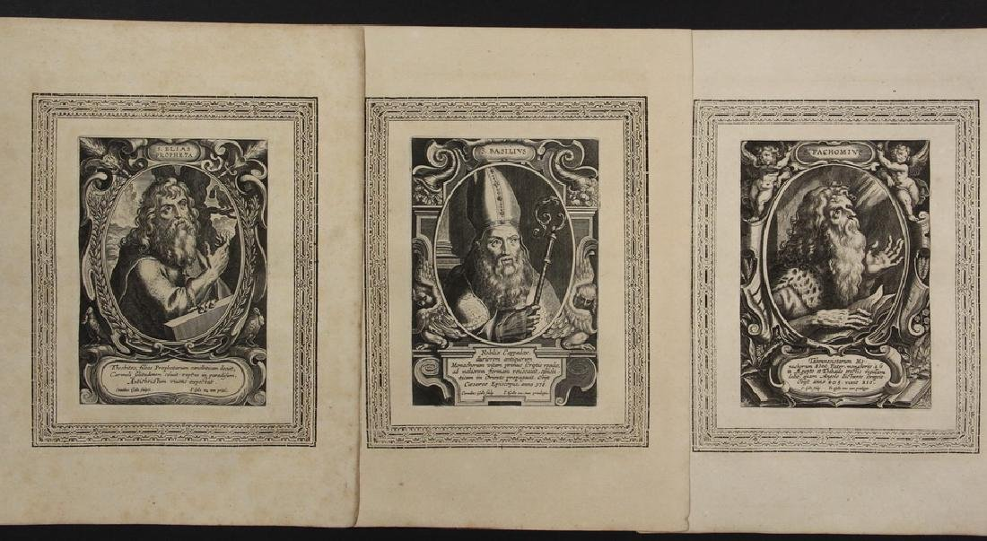CORNELIS GALLE I (FLANDERS, 1576-1650) - 3
