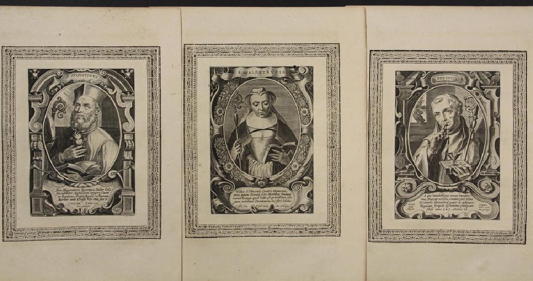 CORNELIS GALLE I (FLANDERS, 1576-1650) - 4