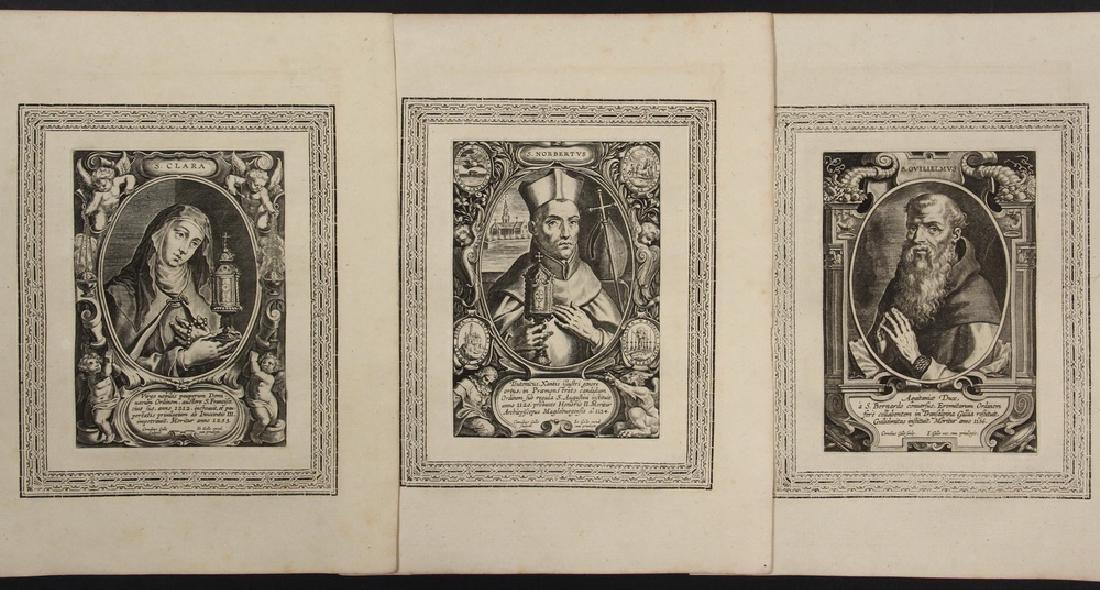 CORNELIS GALLE I (FLANDERS, 1576-1650) - 6