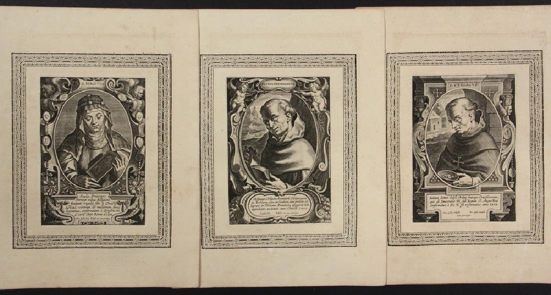 CORNELIS GALLE I (FLANDERS, 1576-1650) - 7