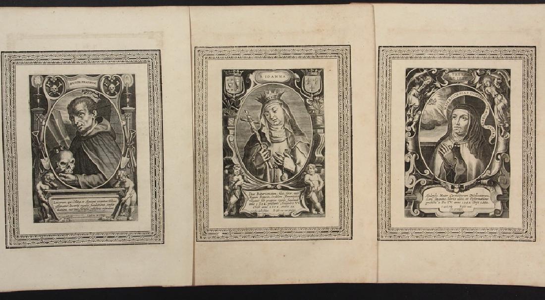 CORNELIS GALLE I (FLANDERS, 1576-1650) - 8
