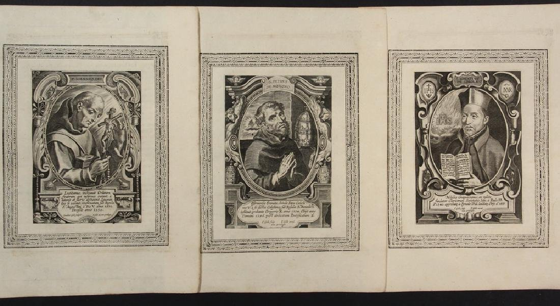 CORNELIS GALLE I (FLANDERS, 1576-1650) - 9