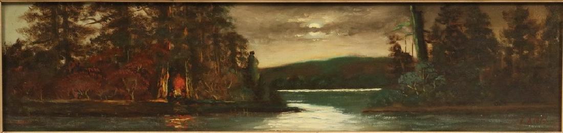 ATTRIBUTED TO JOHN ENGLEHART (IL/CA, 1867-1915) - 2