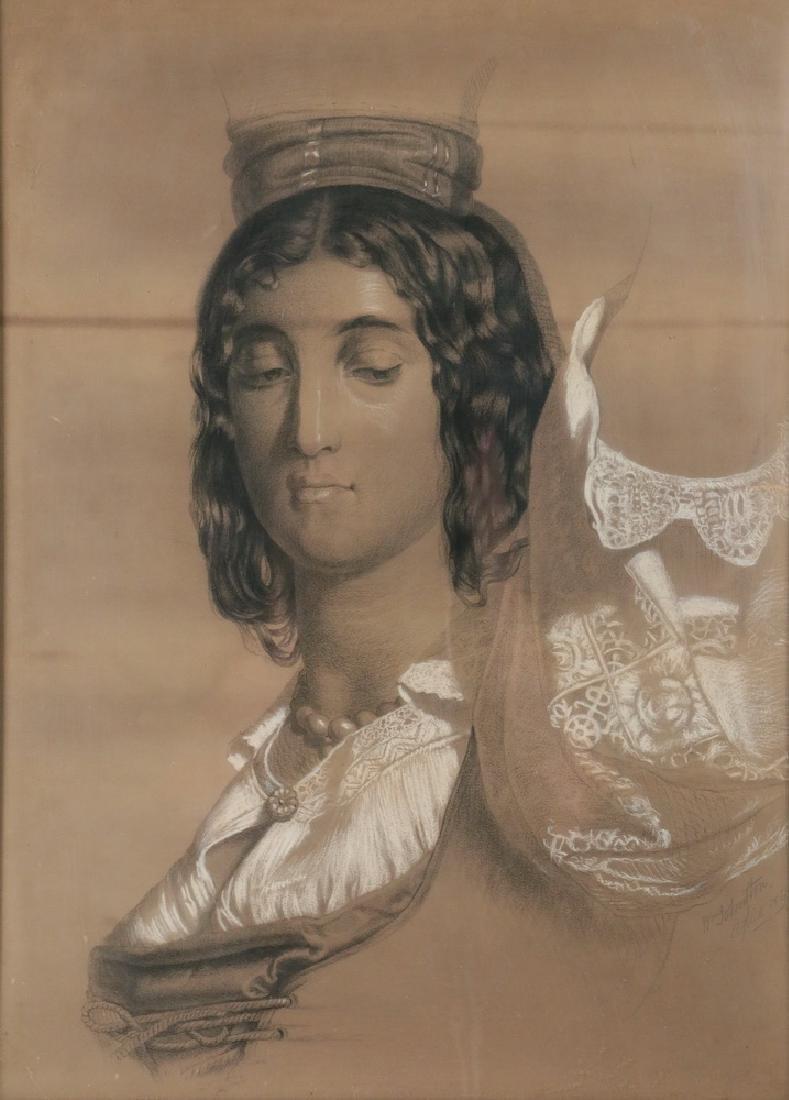 WILLIAM BORTHWICK JOHNSTONE (UK, 1804-1868) - 3
