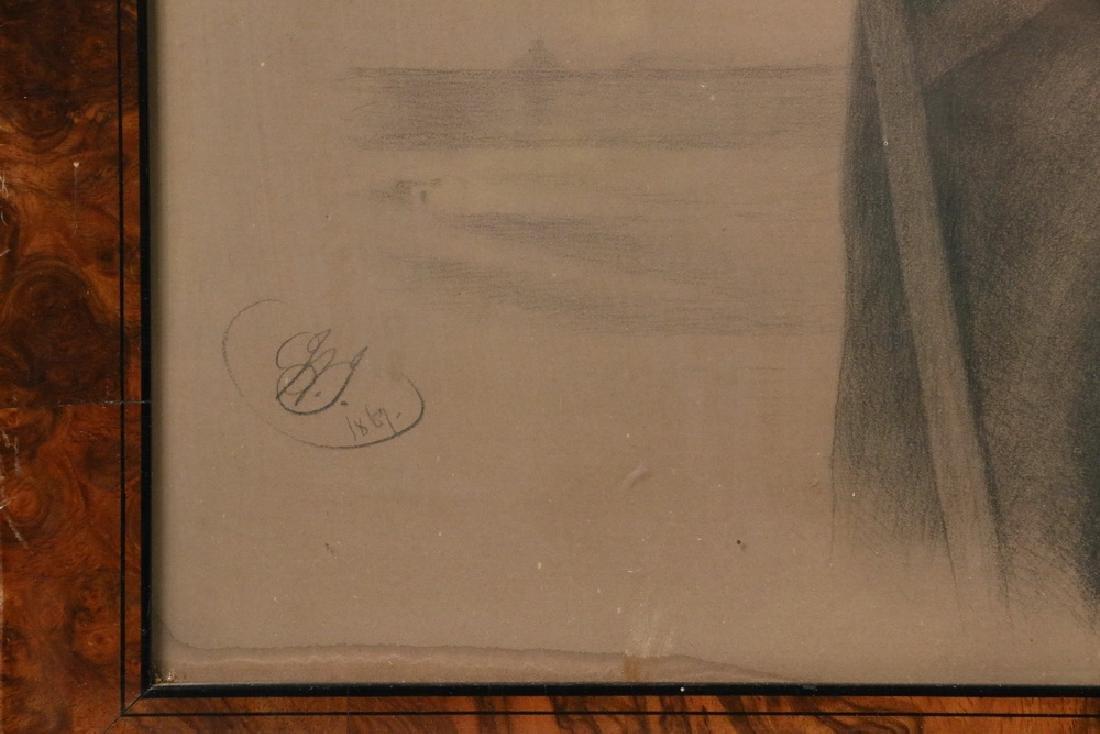 WILLIAM BORTHWICK JOHNSTONE (UK, 1804-1868) - 4