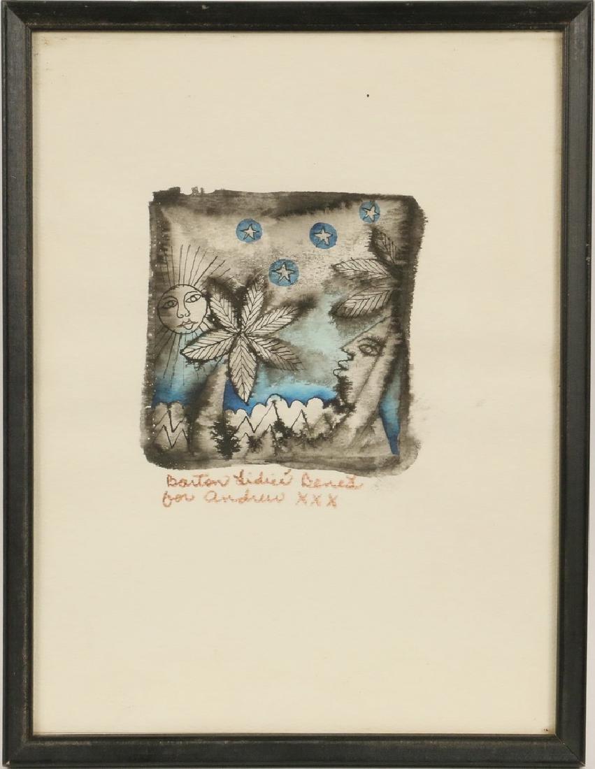 BARTON LIDICE BENES (NY/FRANCE, 1942-2012)