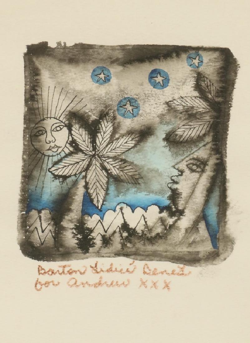 BARTON LIDICE BENES (NY/FRANCE, 1942-2012) - 2