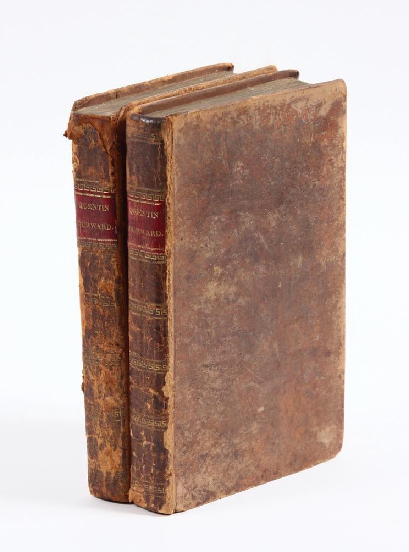 (2) VOLUME 1ST AMERICAN EDITION WALTER SCOTT