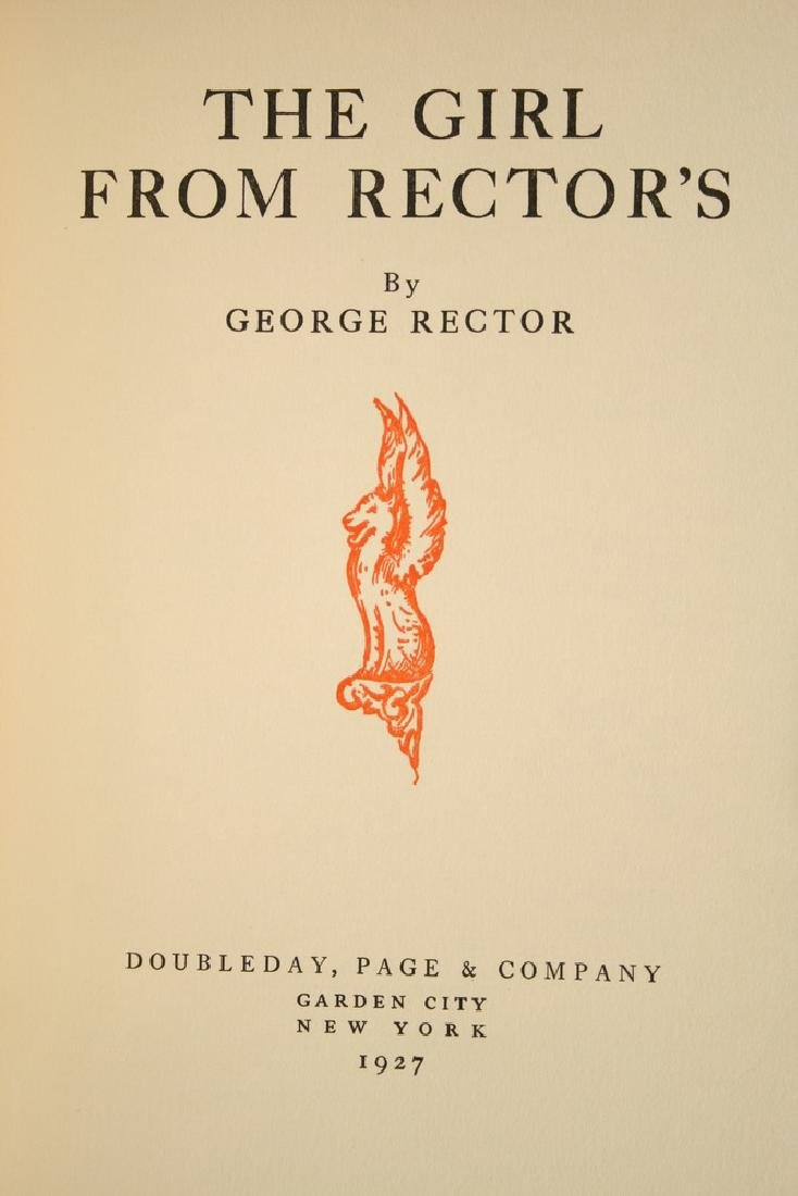 (4) FIRST EDITION BOOKS - 2