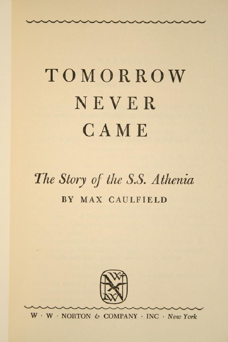 (4) FIRST EDITION BOOKS - 3