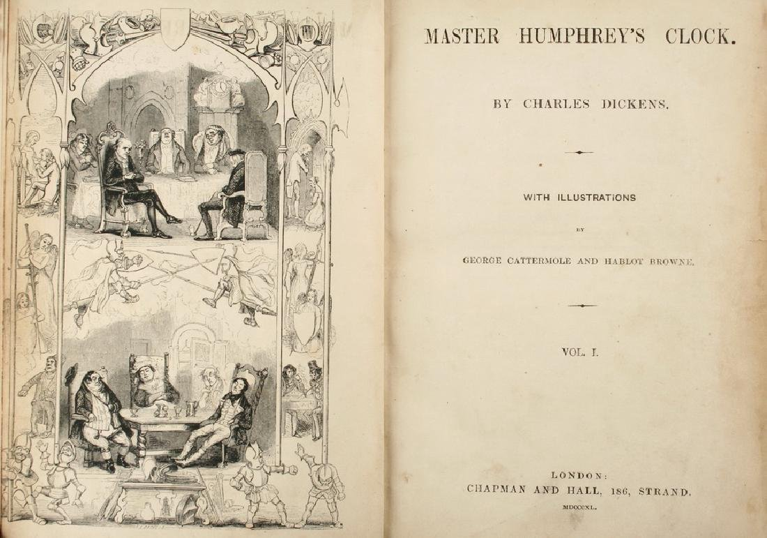RARE FIRST EDITION 3 VOL SET BOOKS - 2