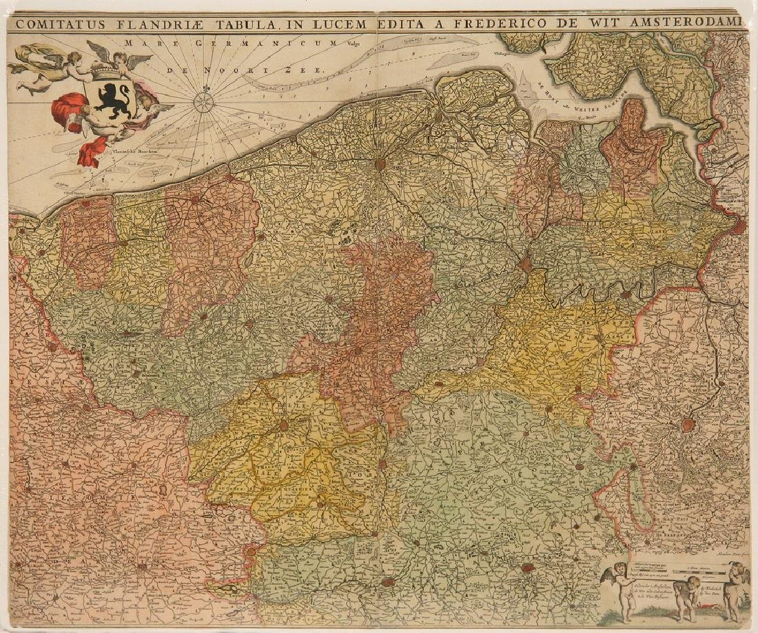 RARE MAP