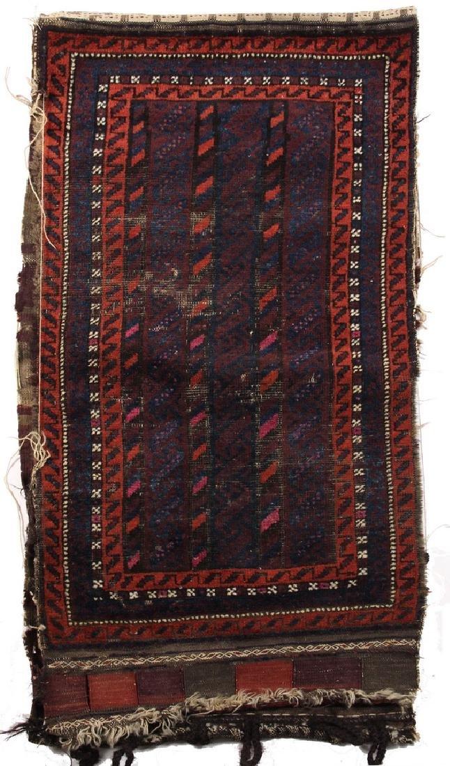 KURDISH CARGO BAG