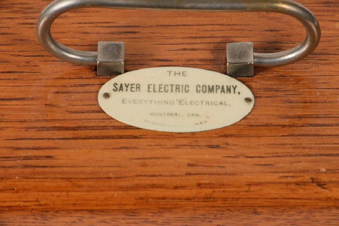 (5) SMALL QUACK MEDICINE ELECTRICAL DEVICES - 7