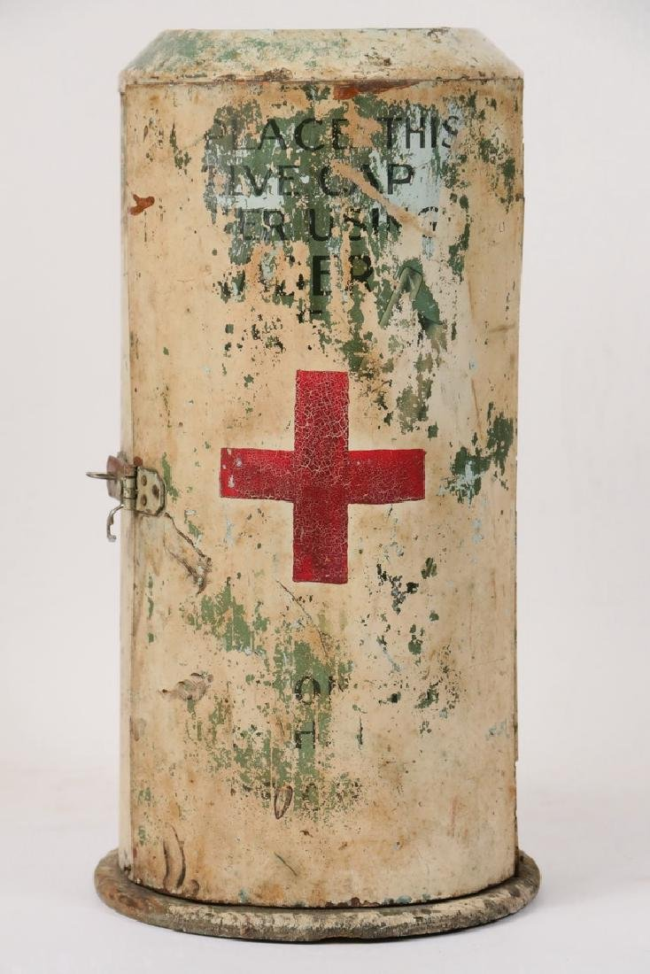 (2) CANADIAN MILITARY FIRST AID KITS - 3
