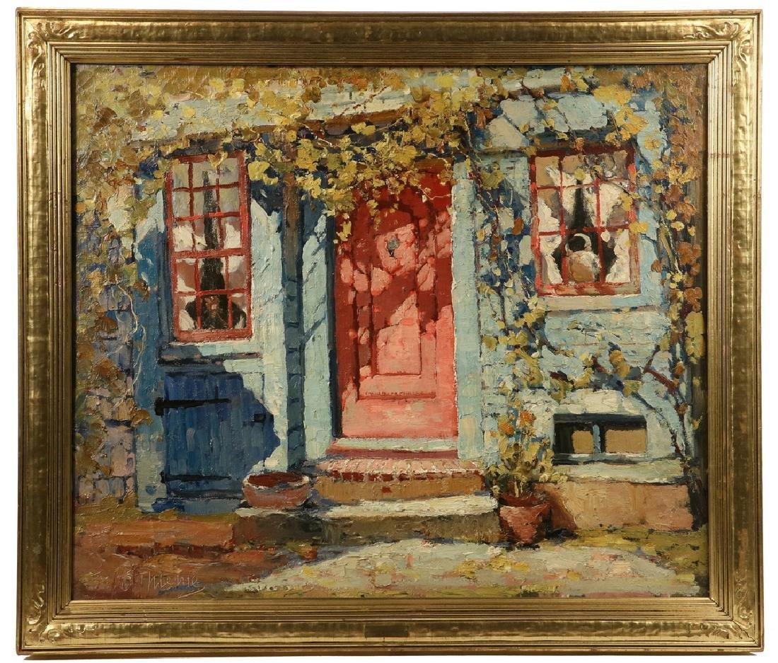 ANTHONY THIEME (MA/CA, 1888-1954)