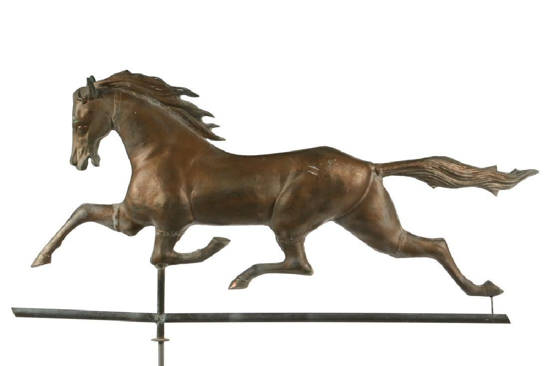REPLICA HORSE WEATHERVANE