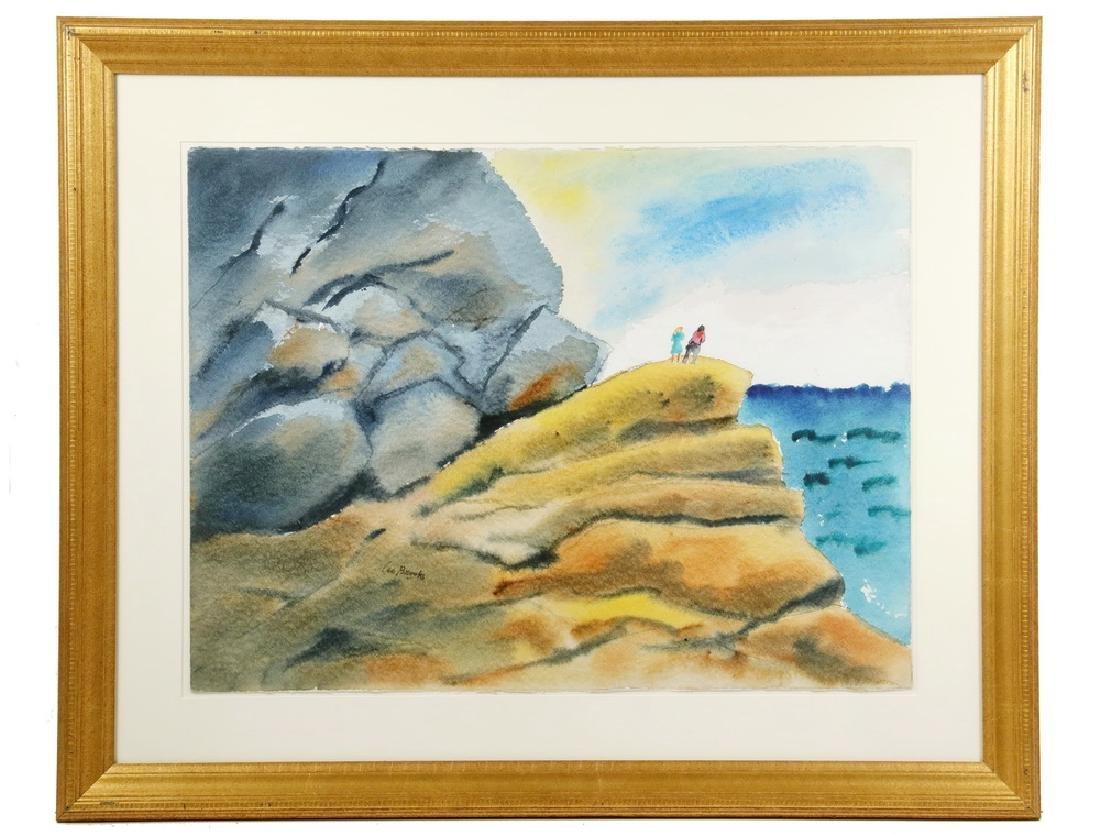 LEO BROOKS (ME, 1909-1993)