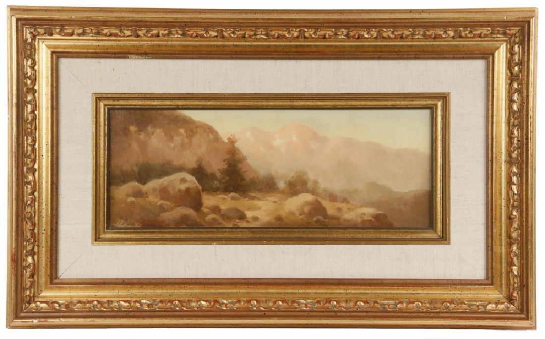THOMAS HILL (CA/MA, 1829-1908)