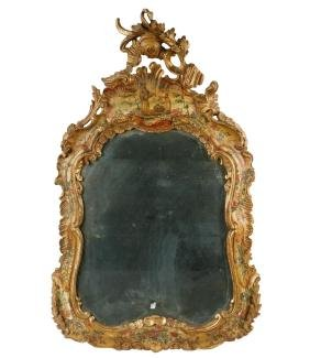 antique and vintage mirrors for sale in online auctions