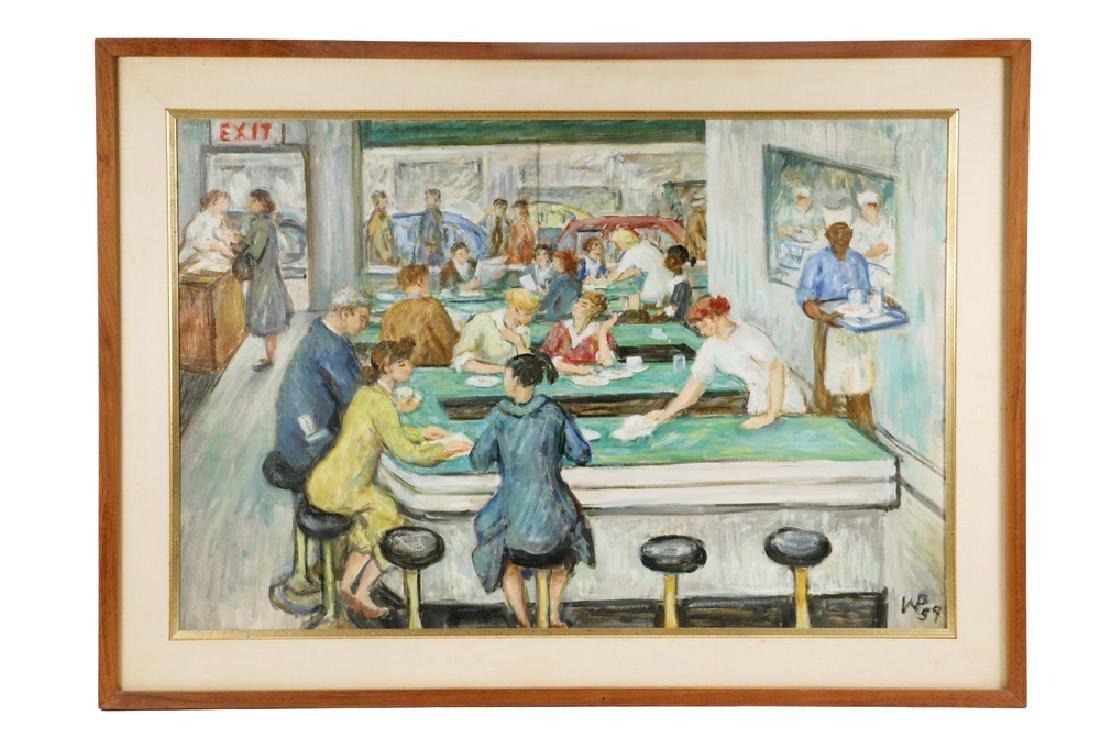 WALDO PEIRCE (NY/ME/MA, 1884-1970)