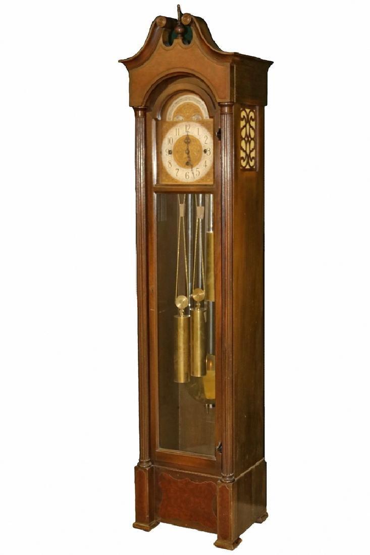 HERSCHEDE GRANDMOTHER CLOCK
