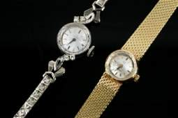 LADIES WRISTWATCHES